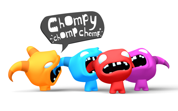 Free Steam key: Chompy Chomp Chomp