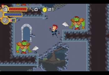 Daily Indie Game: Doomed'n Damned