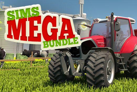 Sims Mega Bundle