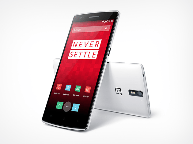 The ONEPLUS ONE Giveaway