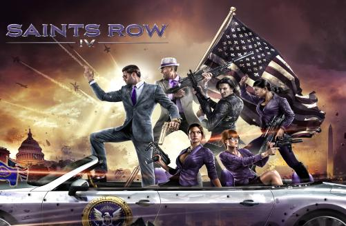 GMG: Saints Row Ultimate Franchise Pack