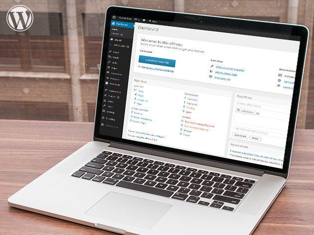 Free WordPress Beginner Course
