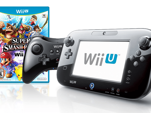Wii U + Super Smash Bros Giveaway