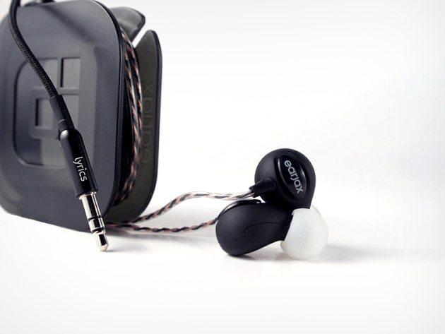 Earjax 'Lyrics' Noise-Isolating Headphone