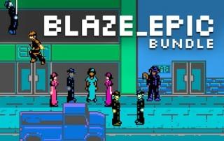 Bundle Stars Blaze_Epic Games Bundle