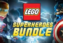 Bundle Stars LEGO Super Heroes Bundle