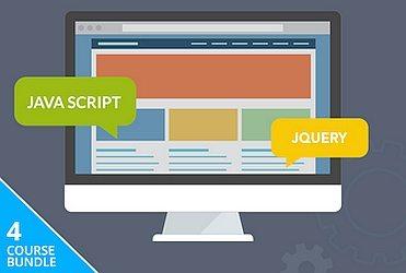 Javascript & jQuery Front-End Developer Bundle