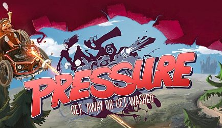 Free Steam Key: Pressure