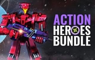 Bundle Stars Action Heroes Bundle