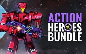 Bundle Stars Action Heroes Bundle