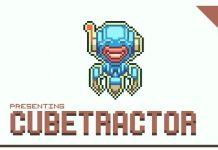 Free Steam Key: CubeTractor