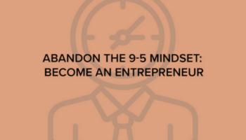 entrepreneur clockface