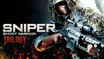Sniper: Ghost Warrior Trilogy 90% off