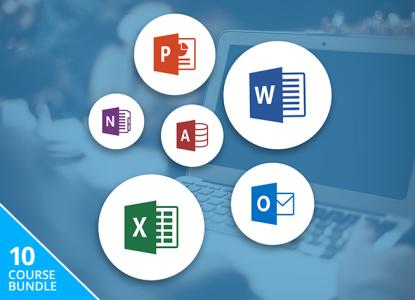Pay What You Want The A to Z Microsoft Office Training Bundle