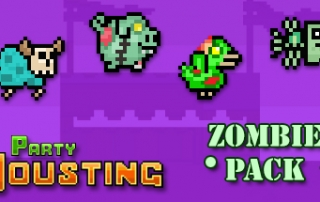 free steam key party jousting zombie pack