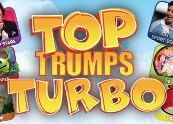 Free Steam Key: Top Trumps Turbo