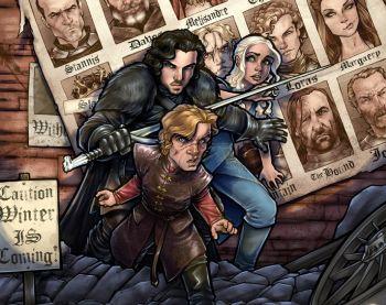 Dynamite Fantasy Bundle Game of Thrones