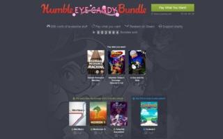 humble eye candy game bundle