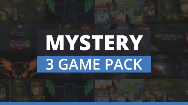 Game Mystery Pack