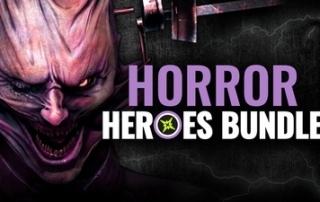 Bundle Stars Horror Heroes Bundle