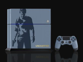 Win Playstation 4 & Uncharted 4