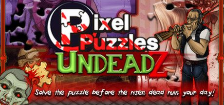 Grab a FREE Steam key for Pixel Puzzles: UndeadZ
