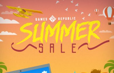 Games Republic Summer Sale
