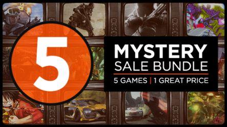 GMG Mystery Packs