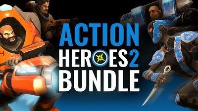 Bundle Stars Action Heroes 2 Bundle