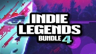 Bundle Stars Indie Legends 4 Bundle