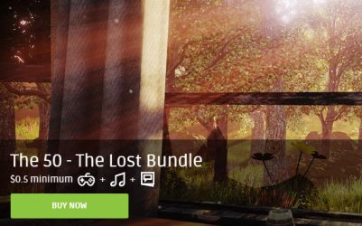 Groupees - The 50 - The Lost Bundle ($0.50)