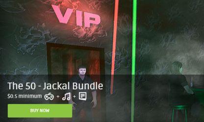 Groupees The 50 - Jackal Bundle
