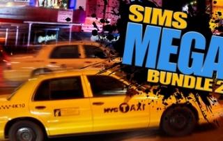 Bundle Stars Sims Mega Bundle 2