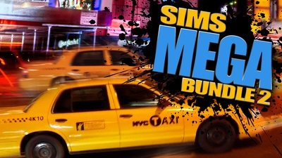 Bundle Stars Sims Mega Bundle 2