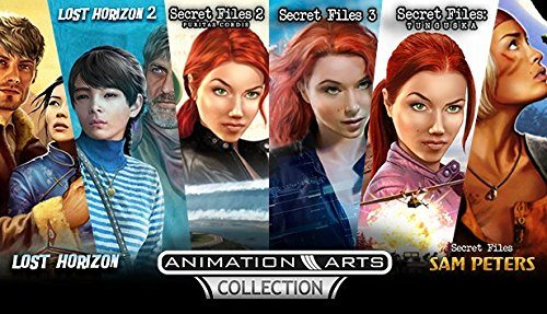 Animation Arts Bundle