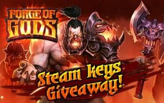 Forge of Gods: Infernal War DLC Steam Key Giveaway (8000 keys)