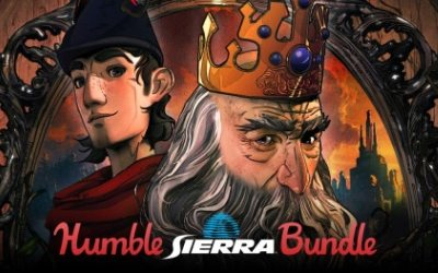 Humble Sierra Bundle Strikes Back