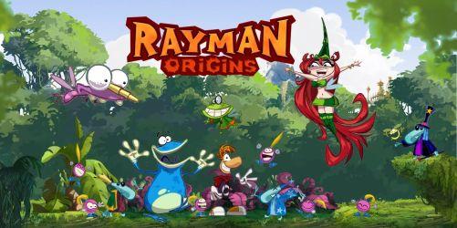 Rayman Origins for FREE