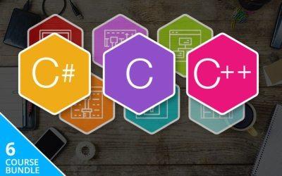 Complete C Family Programming Bundle