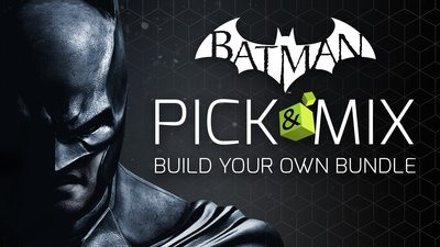 Bundle Stars Batman Pick & Mix Bundle