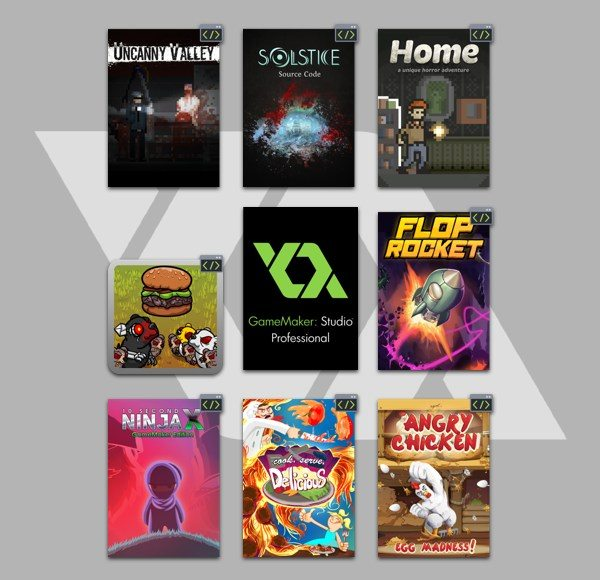 The Humble GameMaker Bundle