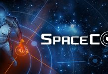 SPACECOM – a strategic-to-the-bone, starfleet command game in which deception, smart movement, and choices to battle decide victory or defeat.