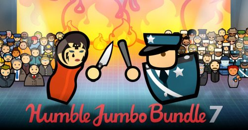 The Humble Jumbo Bundle 7