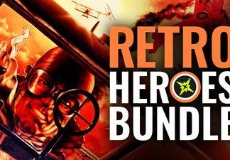 Bundle Stars Retro Heroes Bundle at Indie Game Bundles