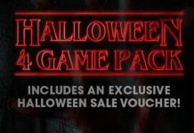 GMG Halloween 4 Game Pack