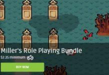 Groupees Miller's RPG Bundle