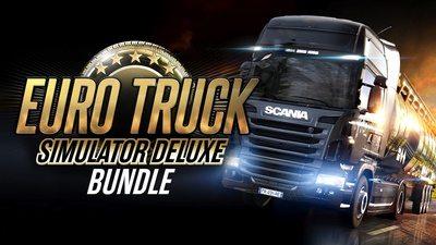 Bundle Stars Euro Truck Simulator 2 Deluxe Bundle