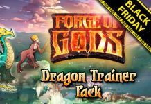 Grab a FREE Forge of Gods: Dragon Trainer DLC Steam Key