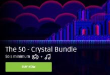 Groupees The 50 – Crystal Bundle ($0.50)