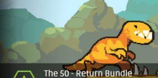 Groupees The 50 – Return Bundle ($0.50)